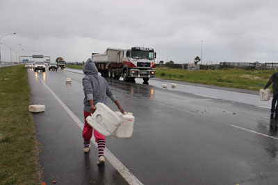 N2 closed again due to faeces protests