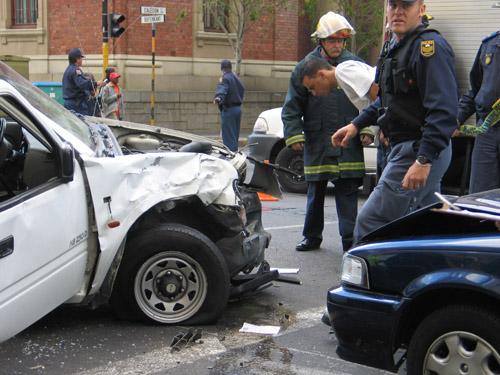 Car crash footage online in bid to prevent festive season fatalities