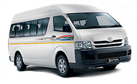 Mini-bus taxis introduce smart card system