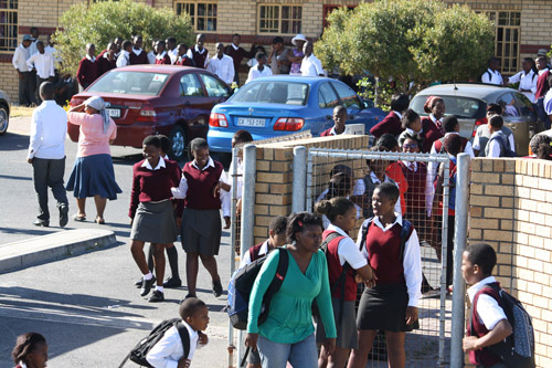 Eastern Cape pupils seek a better education in Cape Town