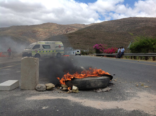 Farm strikes will cost us – Sanral