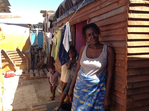 Squatters vow to fight city over land