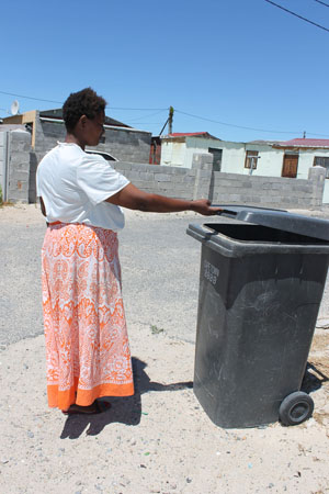 Woman confesses to dumping her baby