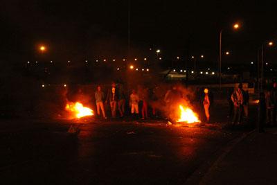 'Insulting' portable toilets spark Khayelitsha protest