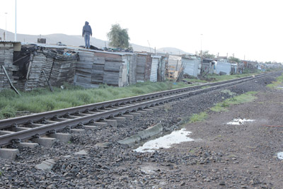 City accused of frustrating informal settlement relocation