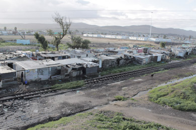 Railway residents welcome eviction