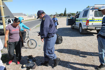 Poo protest threatened over land for Lwandle evictees