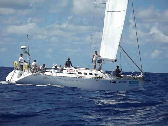 Cape to Rio crew disqualification debacle