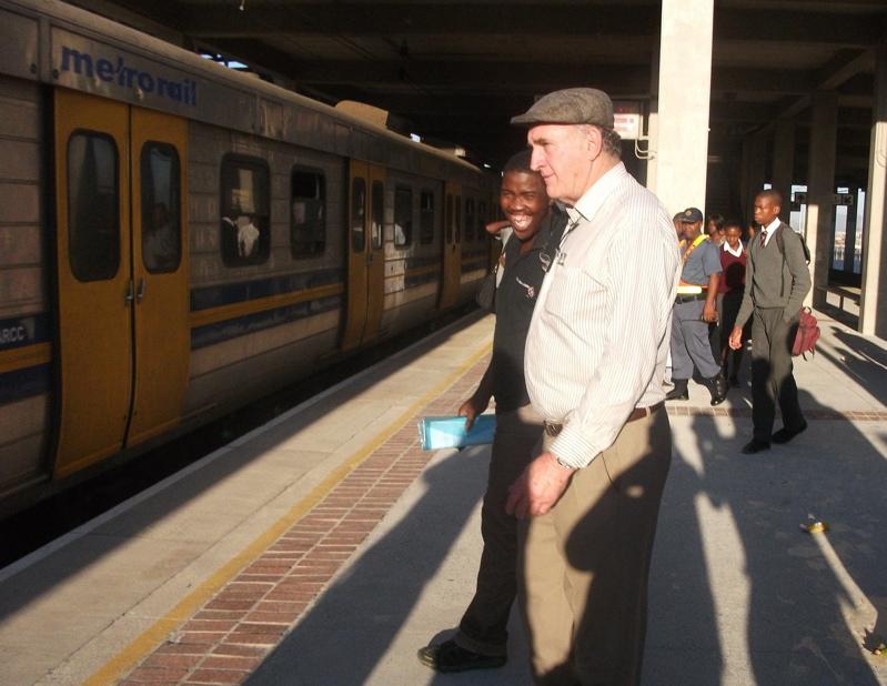 Carlisle catches train, commuters unconvinced