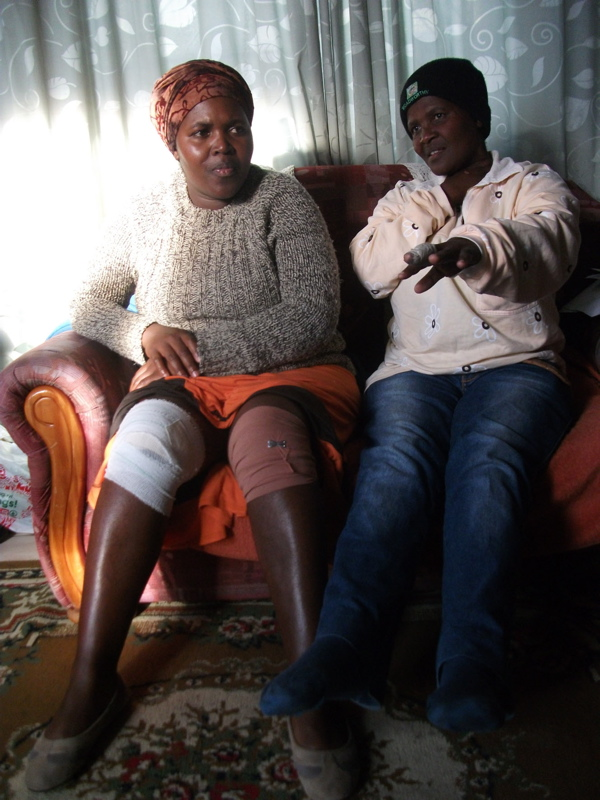 Parents stabbed, caretaker stoned in Cape Town school fracas