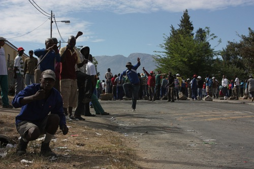 ANC councillors' labour broking may cause renewed strikes in De Doorns