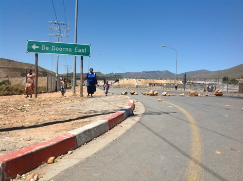 De Doorns strike sparks call for nationwide agricultural stay-away