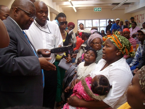Long list of complaints as government visits Nyanga state facilities