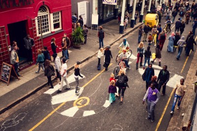 Capetonians shell out for open streets