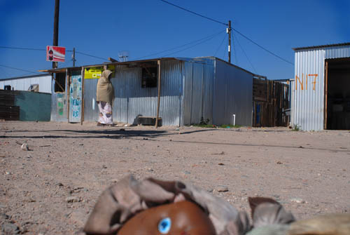 Blikkiesdorp is a 'concentration camp' say Tafelsig squatters