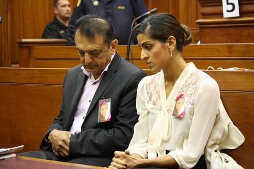 Anni Dewani's father takes the stand
