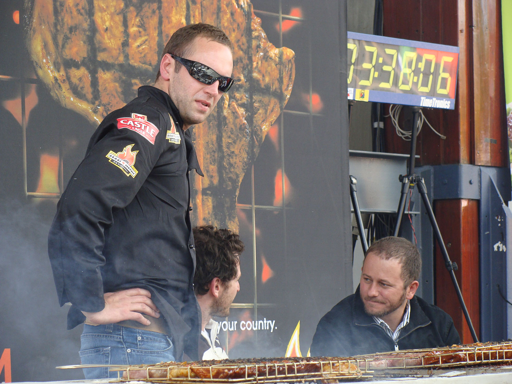 SA braai meister sets new world record