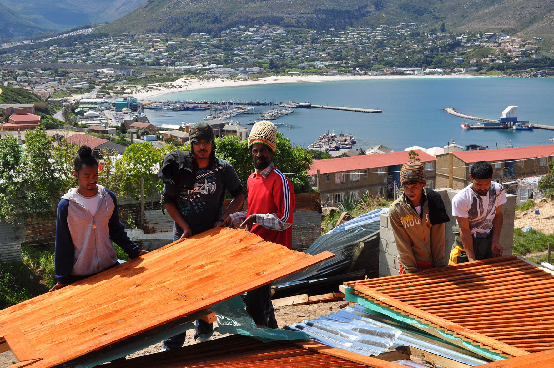 Eviction order threats follow Hout Bay clashes