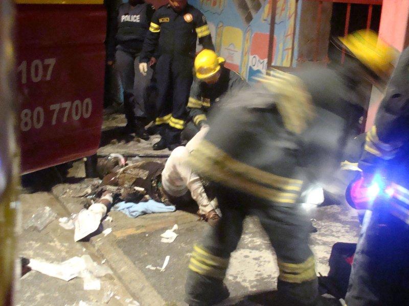 Somali dies in Cape Town petrol bomb blaze