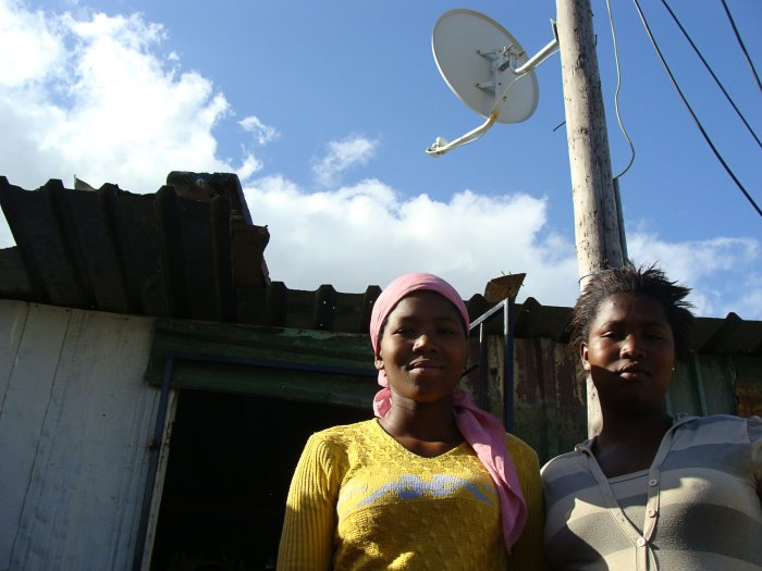 Shebeens get satellite dishes as football fans demand DSTV