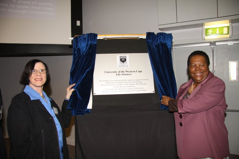 New building boost for African research