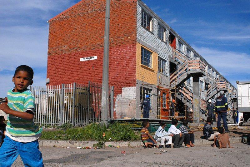 City refurbishes Hanover Park council flats