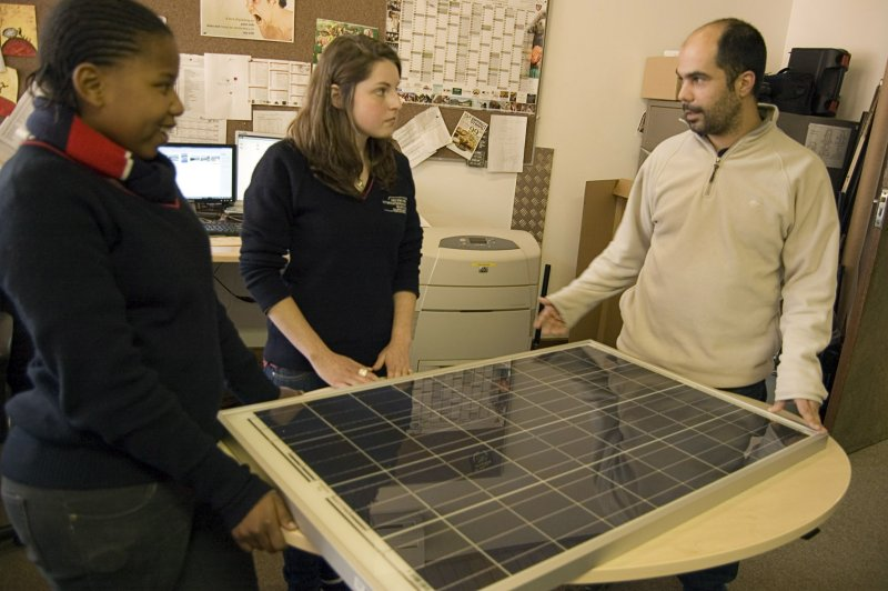 A small step forward for solar energy provision