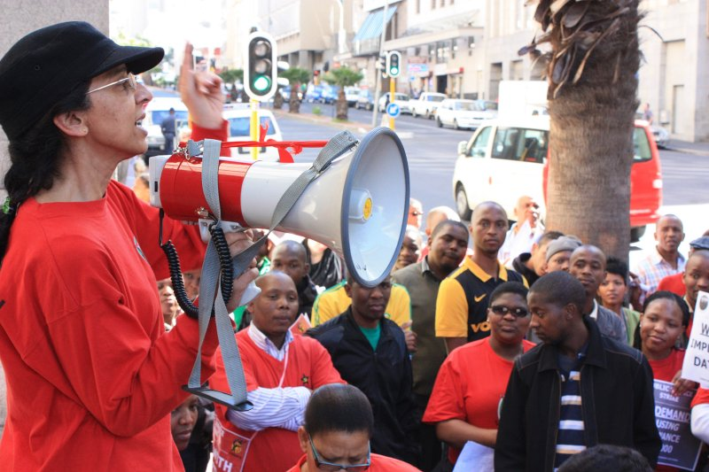 Cape Town strikes peaceful but effective