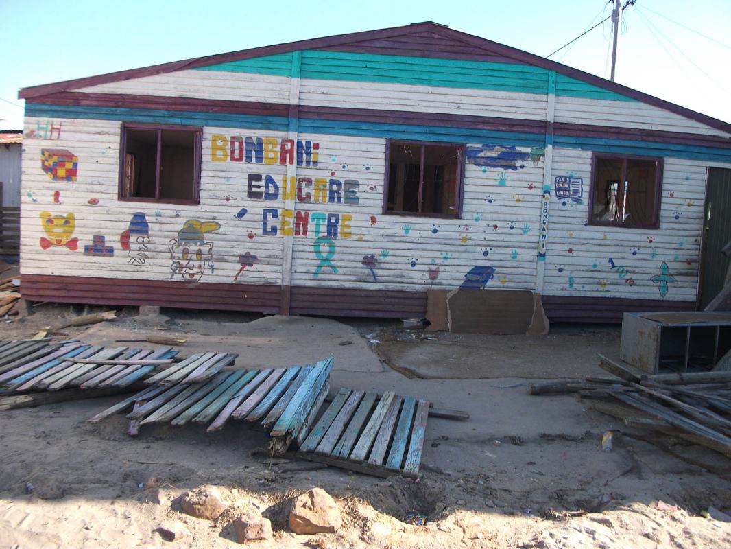 Khayelitsha protestors break pre-school