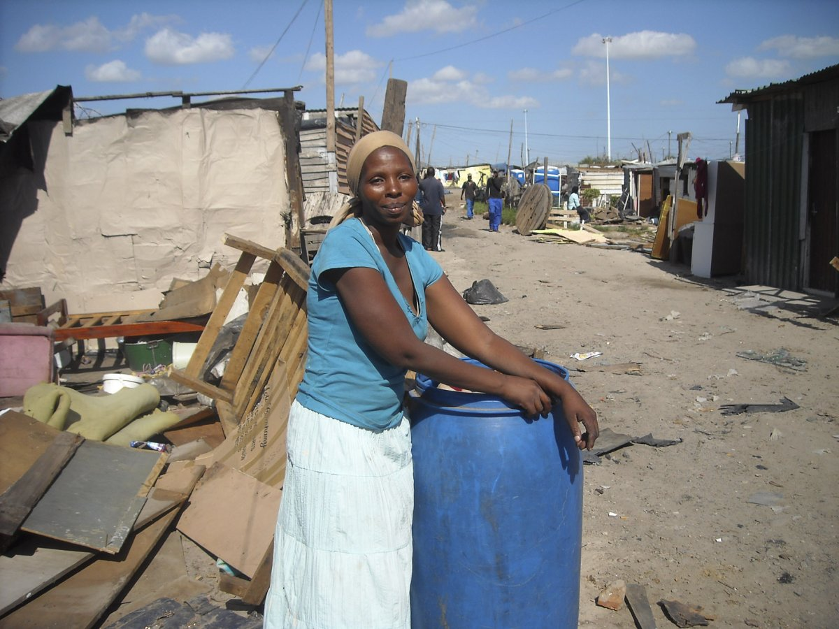 Shack owners strong-armed, suspect 'community leaders' of pocketing money