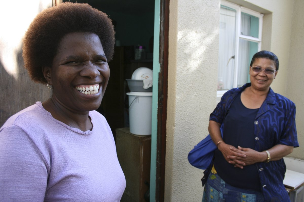 A decade of saving: Domestic workers pave the way for better houses