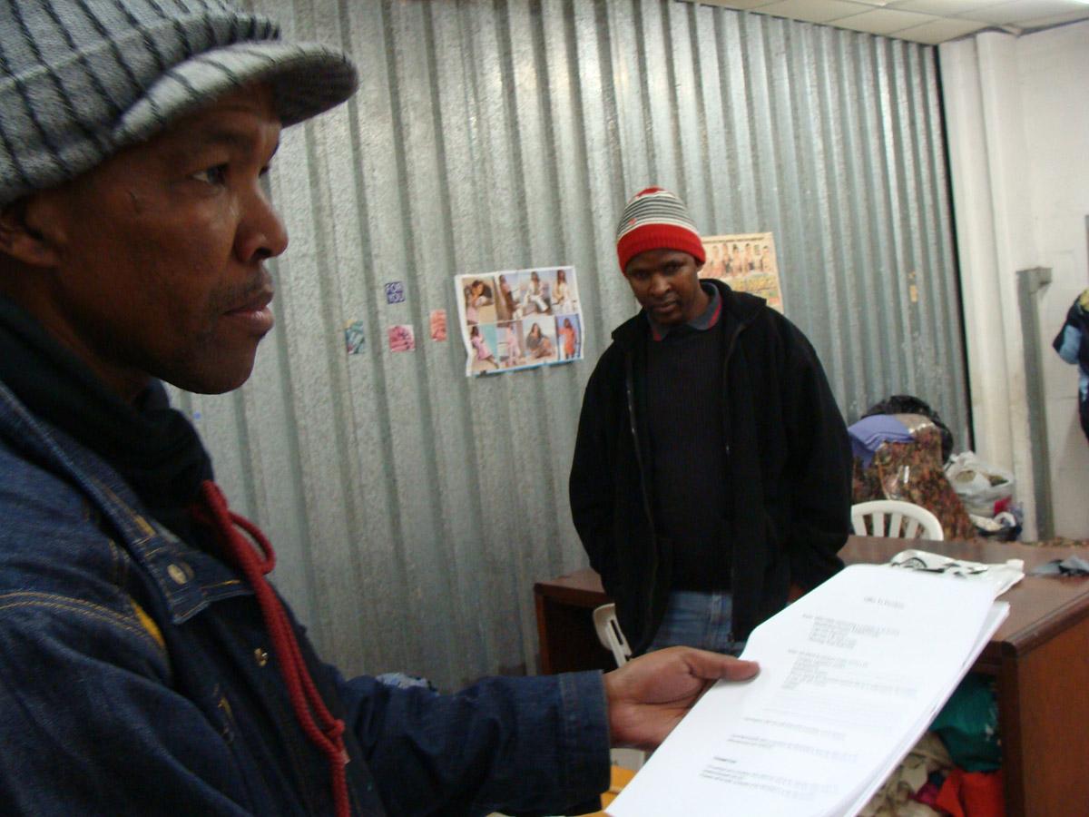 Rent-boycotting Philippi entrepreneurs face eviction