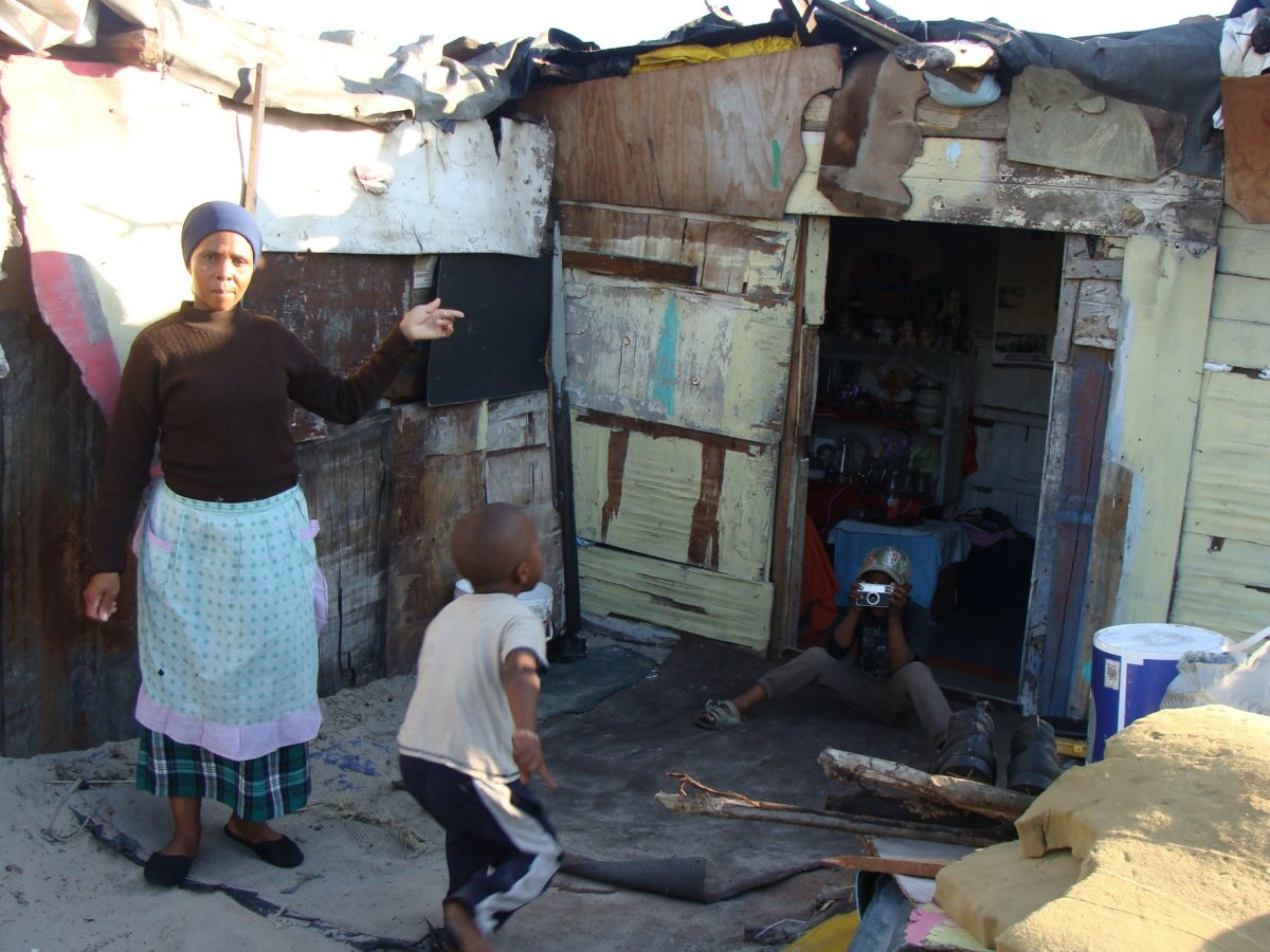No ID, no life for single Khayelitsha mother