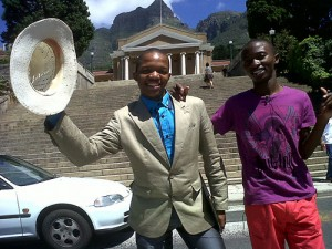 Working class moms send two bright sons to top SA varsity