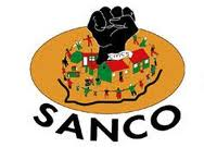 Sanco provincial structure a fraud, say regions