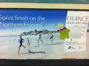 Cape Town is now in France, apparently