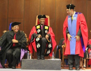 Constitutional vision may be in jeopardy, warns new UWC Chancellor Archbishop Thabo Makgoba