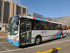 Fuel hike appears to mark increase in use of MyCiTi bus service