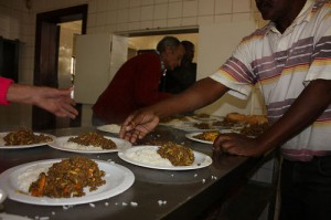 Reallocation of social dpt funding sees soup kitchens closing down