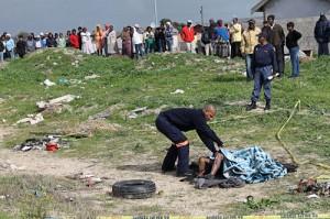 Suspected thief necklaced in Khayelitsha