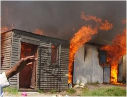 City launches shack fire awareness drive