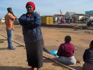 Joe Slovo residents protest following city crackdown on local electricity vendor