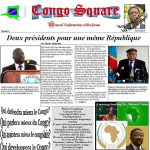 Congolese refugees start own newspaper in Cape Town