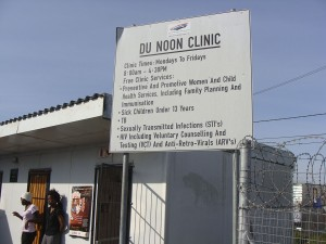 HIV patients say they are humiliated at Du Noon clinic