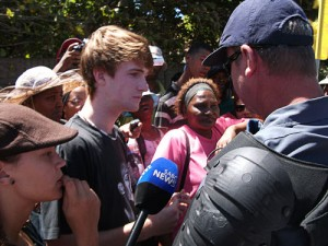 Rondebosch common becomes site of battle over inequality