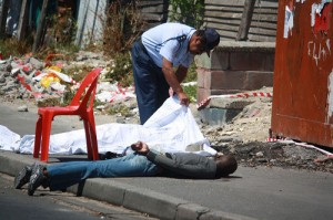 Police investigated after man shot dead in Philippi