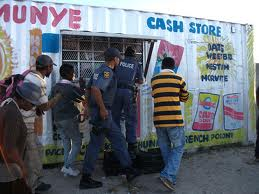 Residents protect Somali traders from local business owners