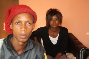 Two arrested over vigilante attacks