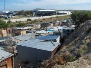 No toilets for Siyahlala residents