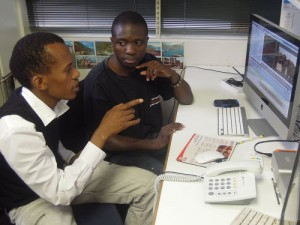 Innovative industry-led programme allows youth to realize their film making